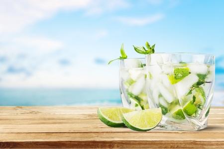 cold: Mojito, drink, cold.