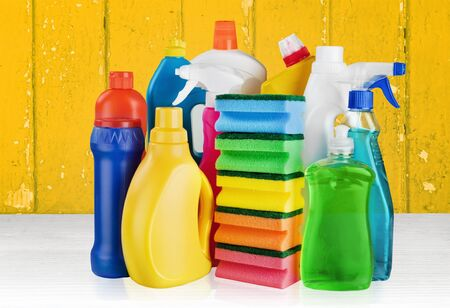 household equipment: Cleaning Equipment, Chemical, Household Equipment.