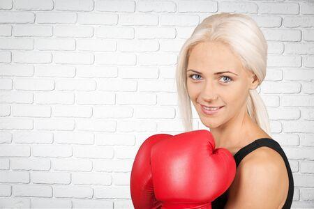 combative sport: Boxing, Female, Women.