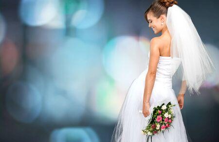 spouse: Bride, Wedding, Fashion.