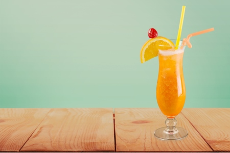 tropical drink: Cocktail, Tropical Drink, Drink.