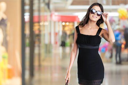 urban fashion: Girl, fashion, urban. Stock Photo