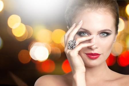 jewelry model: Jewelry, Fashion Model, Manicure.