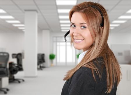 customer service representative: Women, Service, Customer Service Representative.