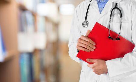 medical occupation: Doctor, Healthcare And Medicine, Medical Exam.