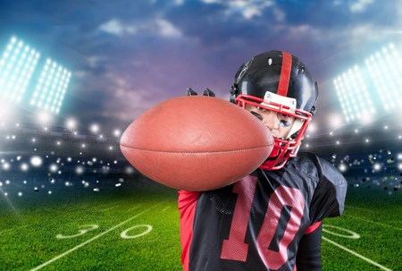scuola: Calciatore, Football americano, Catching.