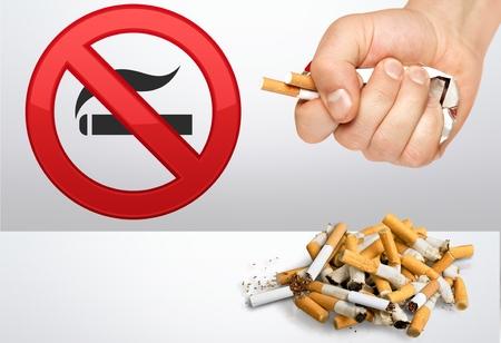 stop smoking: Smoking, smoke, stop.