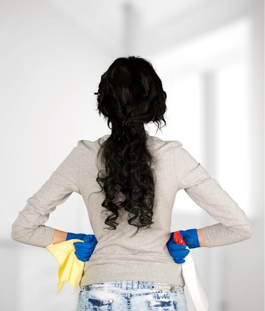 charlady: Cleaning, Cleaner, Maid.