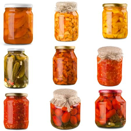 preserving: Organic, objects, jar.