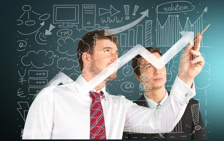 business leadership: Market, leadership, statistics.