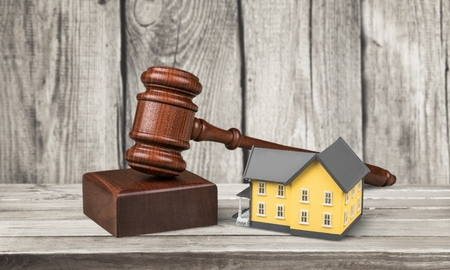 buying stock: Auction, Law, House. Stock Photo