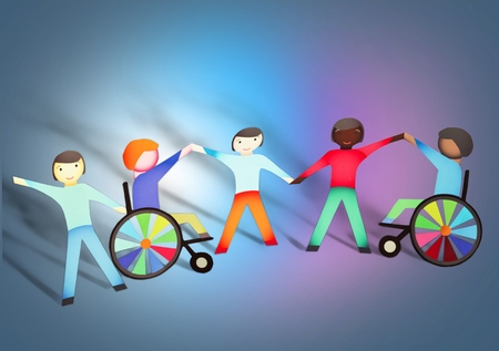 impairment: Disabled, Child, Physical Impairment.