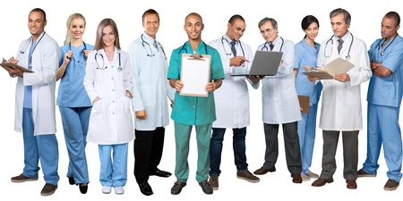 Nurse, Healthcare And Medicine, Medical Exam.