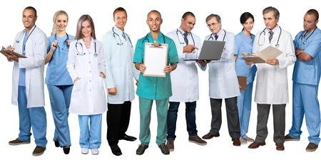 scrubs: Nurse, Healthcare And Medicine, Medical Exam.