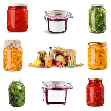preserves: Preserves, Jar, Label.