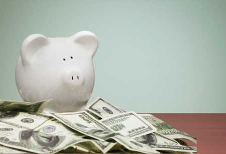 savings: Piggy Bank, Savings, Currency.