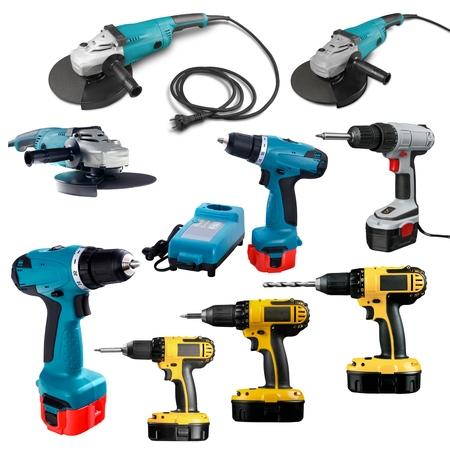 work tool: Drill, Power Tool, Work Tool.