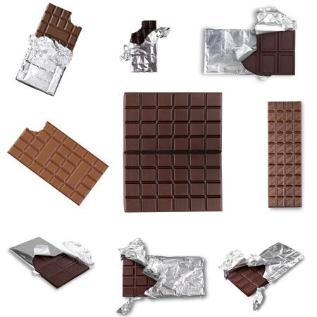 candy bar: Candy Bar, Chocolate, Papel de aluminio.