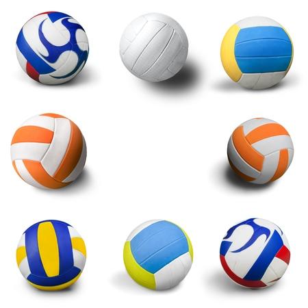 pursuits: Volleyball, Ball, Sport.