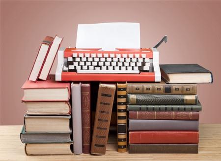 Retro, page, novel.