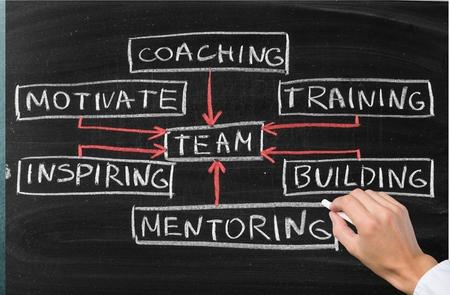 harmonize: Teamwork, concept, success. Stock Photo