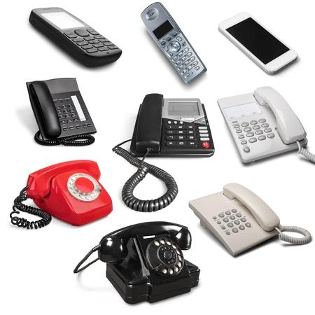 telefono antico: Telefono, Vecchio, Revival. Archivio Fotografico