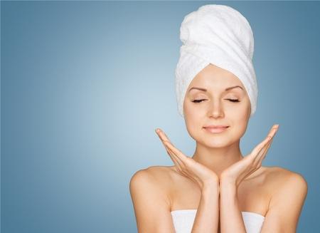 Spa Treatment, Health Spa, Women.