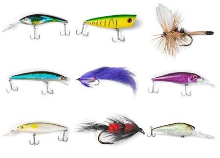 color image fish hook: Fishing Hook, Fishing, Fish. Stock Photo