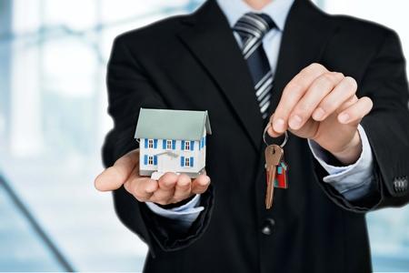 estate: House, Real Estate, Key.
