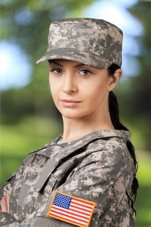armed forces: Armed Forces, Military, Female.