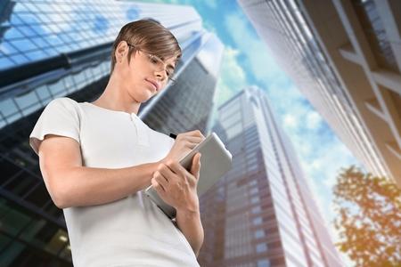 Checklist, Digital Tablet, IT Support.