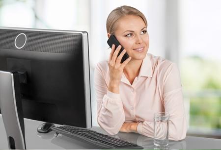 telephone: Telephone, Women, Computer.