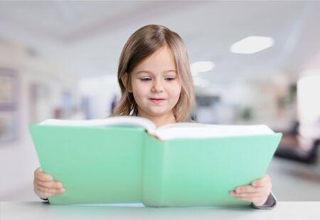 children learning: School, child, kid. Stock Photo