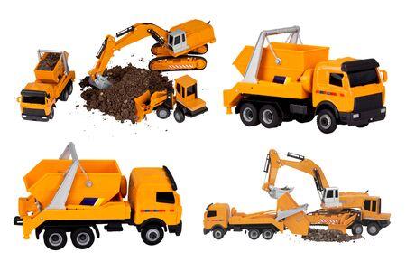 camion minero: Miner�a, Cami�n, cami�n volquete. Foto de archivo