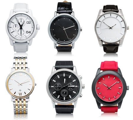 expensive: Watch, compass, bracelet.