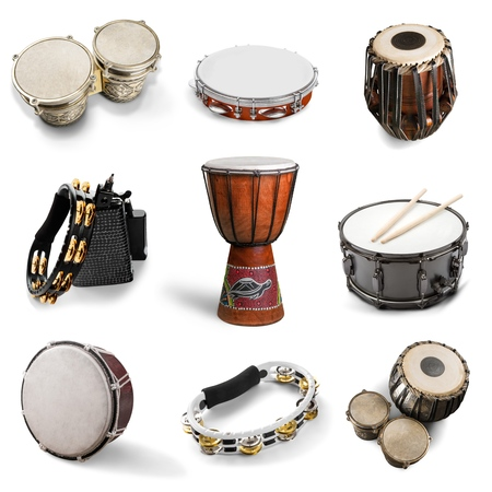 culture: Drum, African Culture, Percussion Instrument.