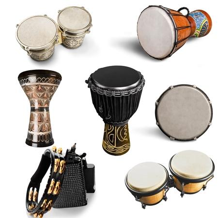 Drum, African Culture, Percussion Instrument.