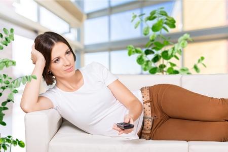 hardwood floor: Window, Sofa, Women.