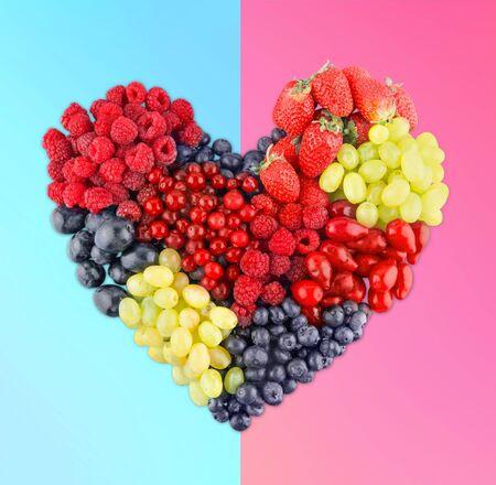 the freshness: Fruit, Berry Fruit, Freshness. Stock Photo