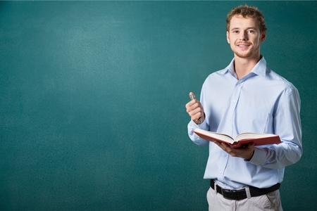 erwachsene: Englisch, lernen, Lehrer.