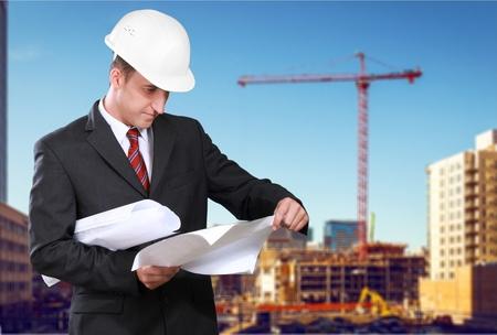 built: Construction, House, Built Structure. Stock Photo