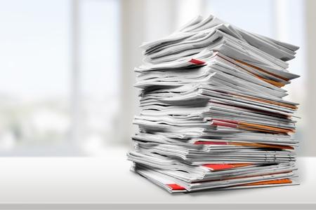 Documento, Papel, File. Foto de archivo - 42690841