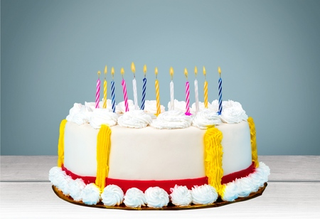 party pastries: Birthday, Birthday Cake, Cake.