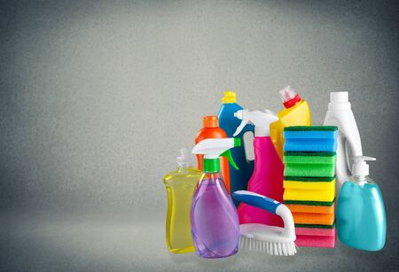household objects: Cleaning Equipment, Chemical, Household Equipment.