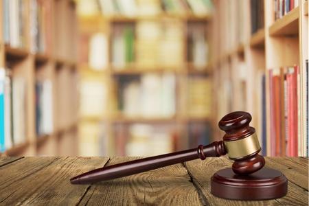 lawyers: Lawyer, Law, Business. Stock Photo