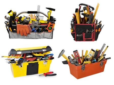 work tool: Toolbox, Work Tool, Repairing.