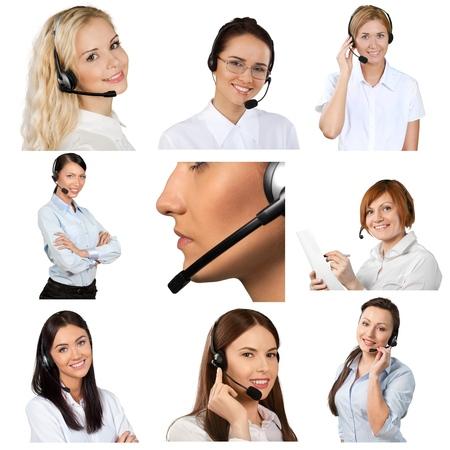 Call Center, représentant du service à la clientèle, Service.