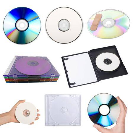 dvd case: DVD, case, disk.