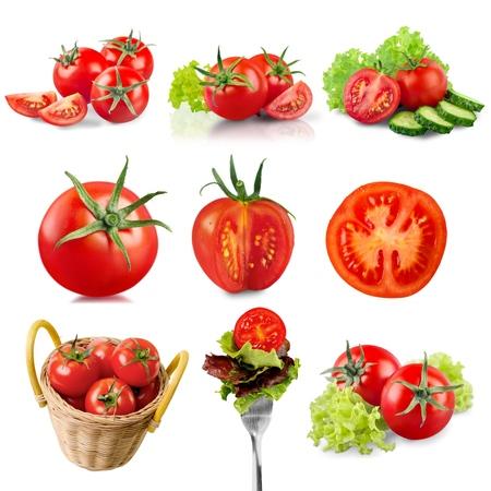 portion: Tomato, Portion, Vegetable.