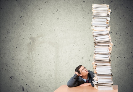 stack of documents: Document, Stack, Paperwork.